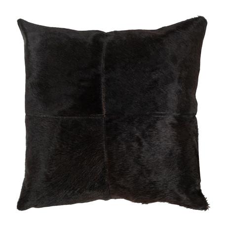 Dexter // Black (Pillow Shell Only)