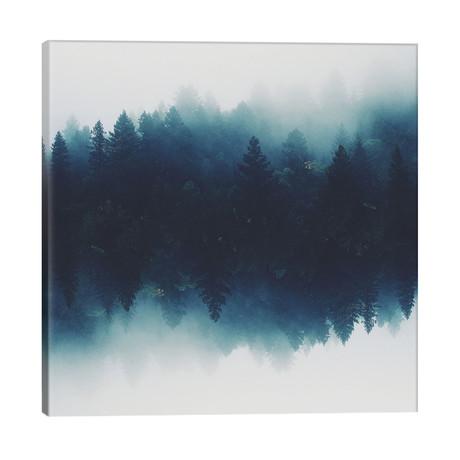 "Juxtapose // Annisa Tiara Utami (18""W x 18""H x 1.5""D)"