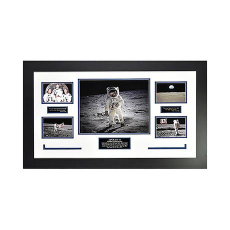 Apollo 11 Golden Anniversary // 5 Photo Display