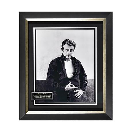 James Dean // Quote Plaque Display