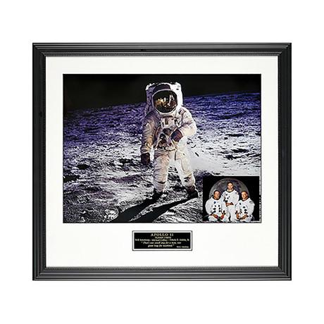 Apollo 11 Quote // Unsigned