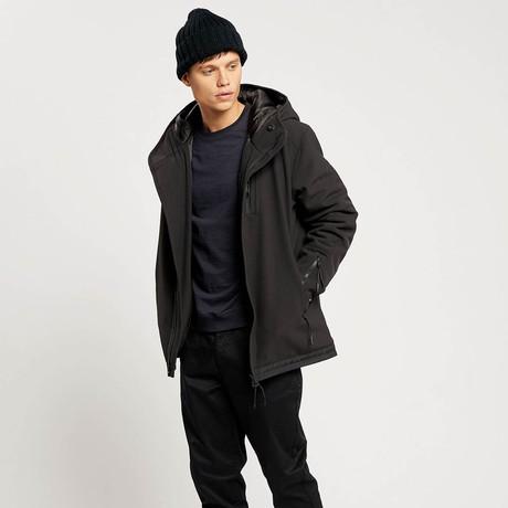Magnus Parka // Black (S)