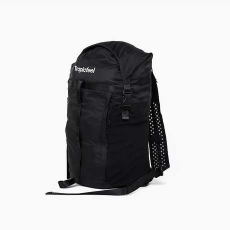 Cruiser 2.0 Packable All Weather Backpack // Core Black