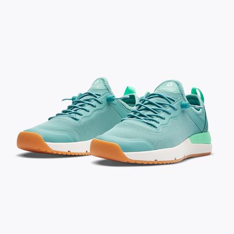 Canyon Sneaker // Wasabi Green (Euro: 37)