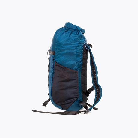 Cruiser 2.0 Packable All Weather Backpack // Morrocan Blue