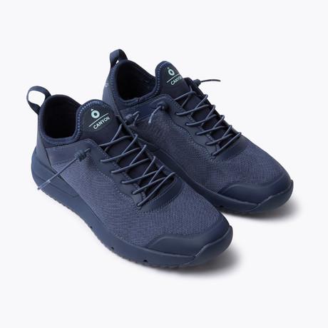 Canyon Sneaker // Navy (Euro: 37)