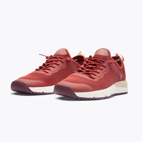 Canyon Sneaker // Rosewood Red (Euro: 37)