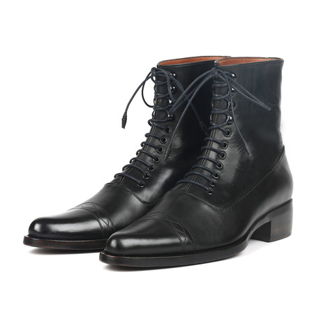 Goodyear Welted Boots // Black (Euro: 38)