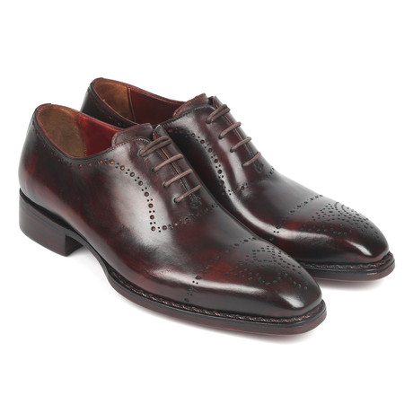 Goodyear Welted Oxfords // Dark Bordeaux (Euro: 38)