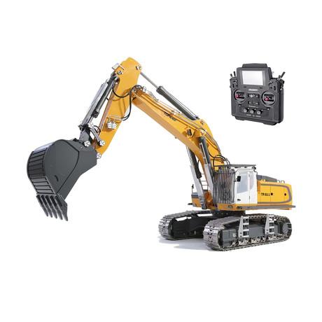 Hobby Grade Remote Control Hydraulic Excavator