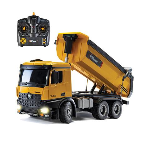 Remote Control Construction Dump Truck