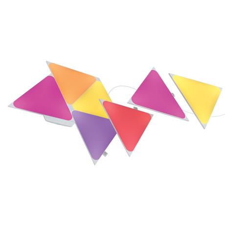 Nanoleaf Shapes // Triangles Smarter Kit // 7 Panels