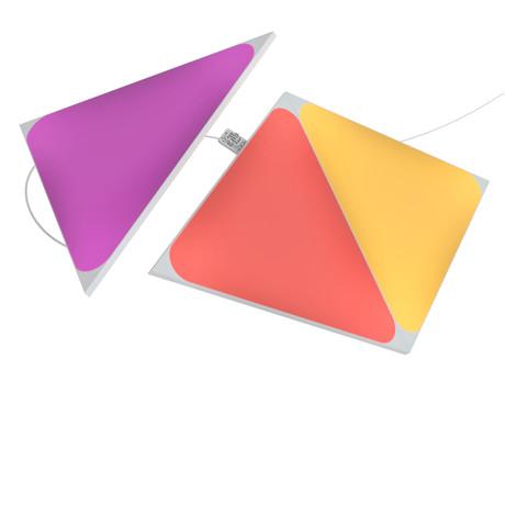 Nanoleaf Shapes // Triangles Expansion Pack // 3 Panels