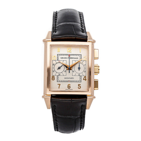 Girard-Perregaux Vintage 1999 Chronograph Automatic // 2599 // Pre-Owned