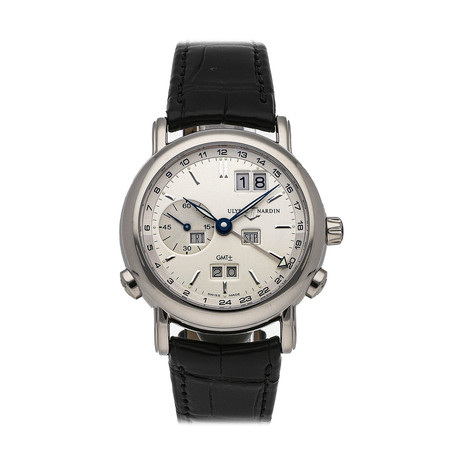 Ulysse Nardin GMT Perpetual Automatic // 320-22/31 // Pre-Owned