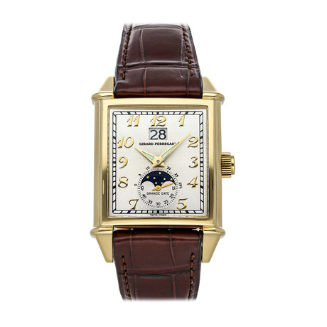 Girard-Perregaux Vintage 1945 Moon Phase Automatic // 25800.0.51.117 // Pre-Owned