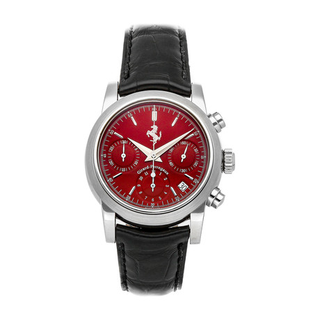 Girard-Perregaux Ferrari Chronograph Automatic // 80200.0.11.9419 // Pre-Owned