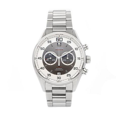 Tag Heuer Carrera Calibre 36 Flyback Chronograph Automatic // CAR2B11.BA0799 // Pre-Owned