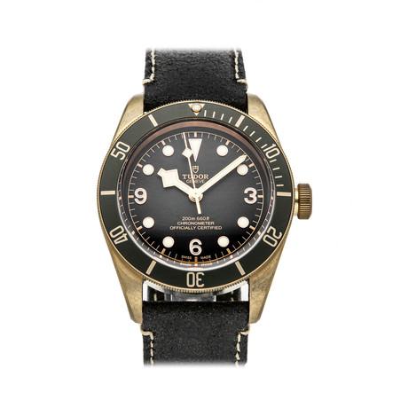 Tudor Black Bay Bronze Automatic // 79250BA // Pre-Owned