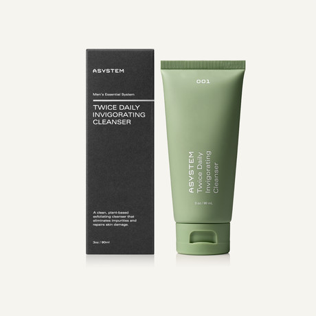 Twice Daily Invigorating Cleanser