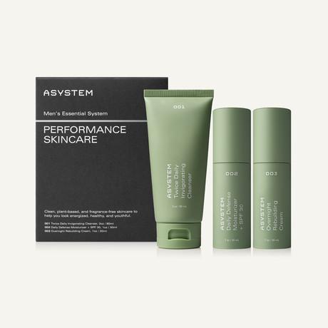 Performance Skincare // Set of 3
