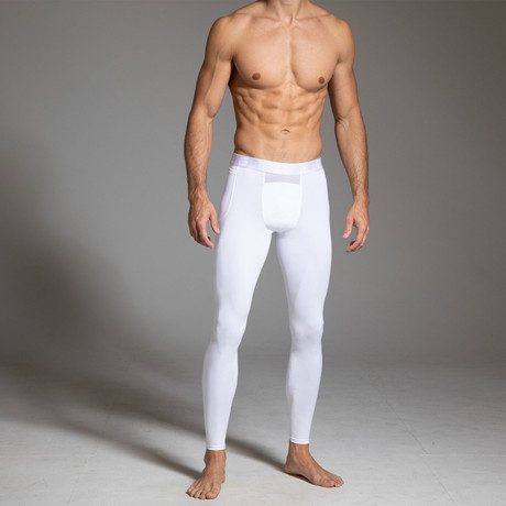 Legging // White (Small)