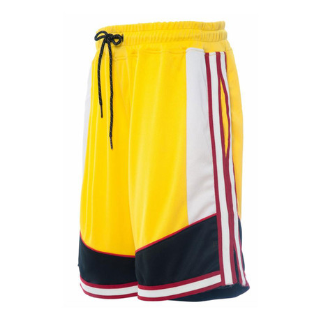 Connor Shorts // Yellow (XS)