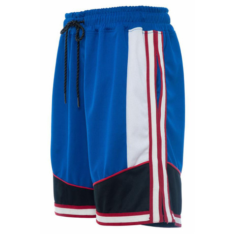 Connor Shorts // Blue (XS)