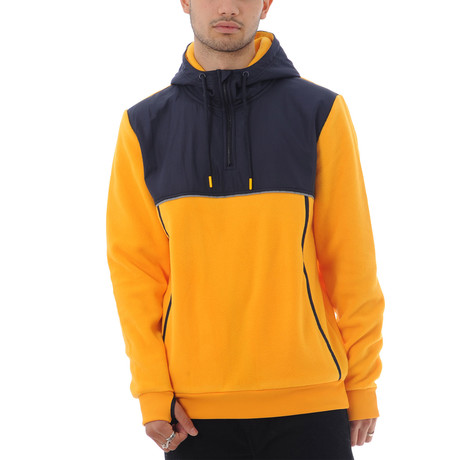 Snowdonia Sweatshirt // Yellow (XS)