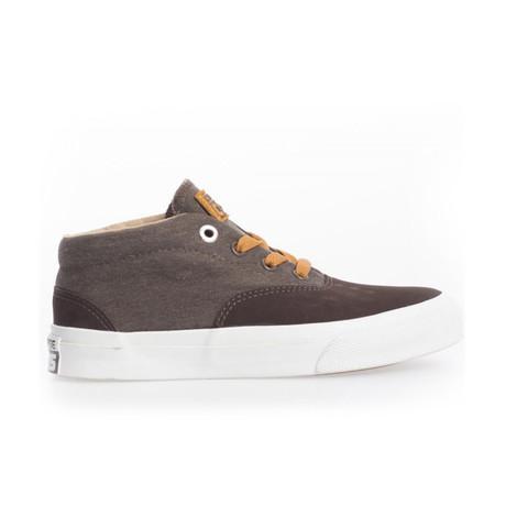 Unisex Mid Shoe // Brown (UK: 2.5)