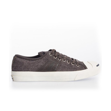 Unisex Jack Purcell Johnny Low Top // Brown (UK: 2.5)