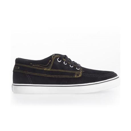 Unisex Mid Shoe // Black (UK: 2.5)