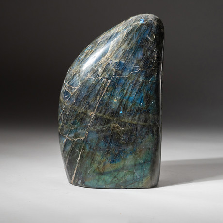 Genuine Polished Labradorite Freeform V1