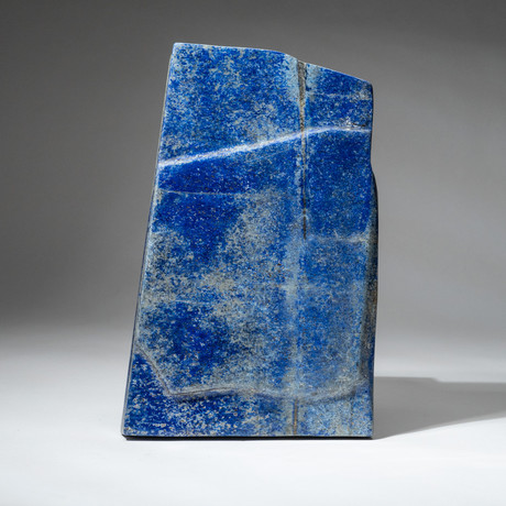 Genuine Polished Lapis Lazuli Freeform