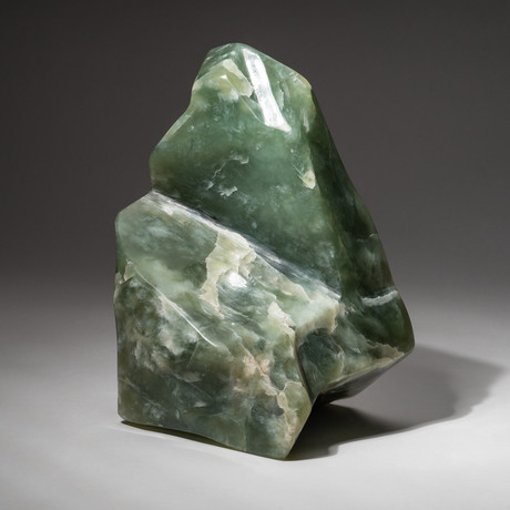 Genuine Polished Jade Freeform