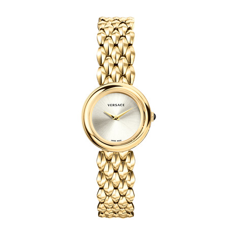 Versace Ladies V-Flare Quartz // VEBN00718