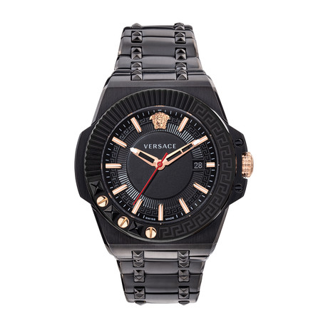 Versace Chain Reaction Quartz // VEDY00719