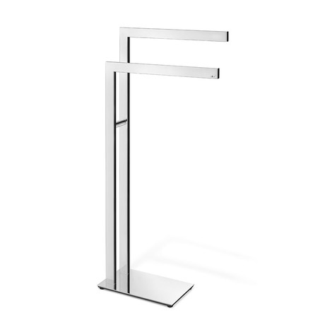 LINEA // Double Towel Stand