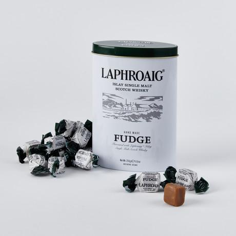 Laphroaig Malt Whisky Fudge Tin // Set of 2