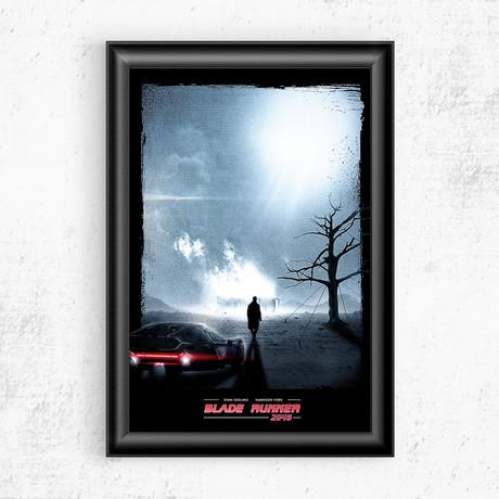"""Blade Runner 2049 Movie Poster (11""""W x 17""""H)"""