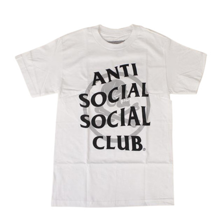 ASSC x NEIGHBORHOOD Cambered T-Shirt // White (S)