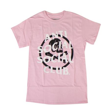 ASSC x NEIGHBORHOOD Cambered T-Shirt // Pink (S)