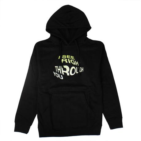 ASSC Crystal Clear Sweatshirt // Black (S)