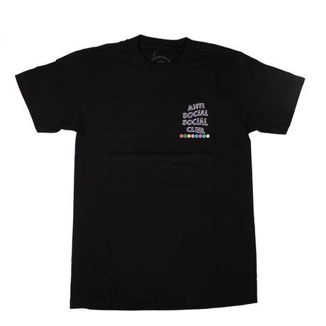 ASSC Color In T-Shirt // Black (S)