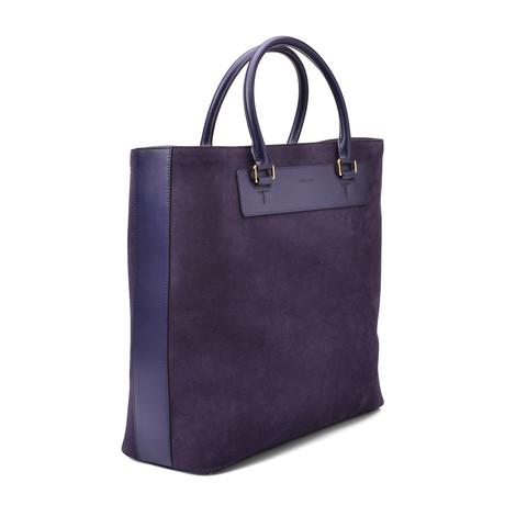 Tote Bag // Aubergine