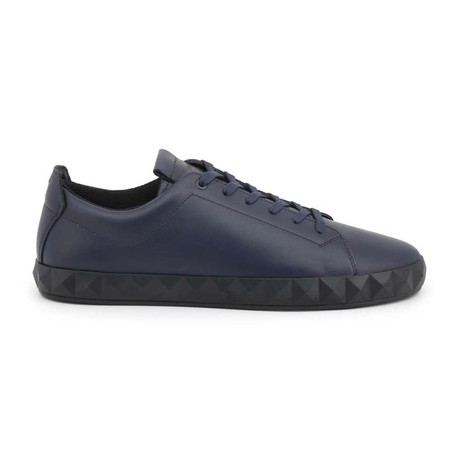 Geometric Sole Sneaker // Blue (UK: 4)