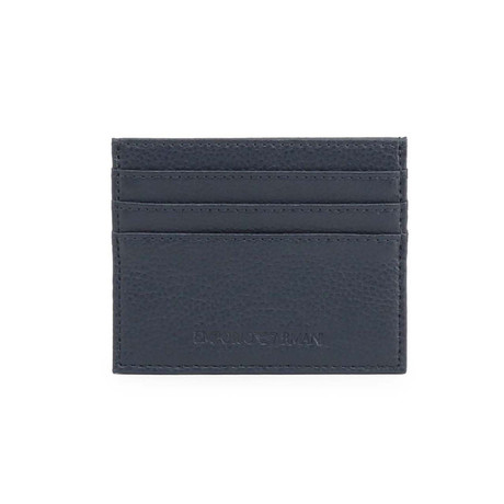 Card Holder Wallet // Blue