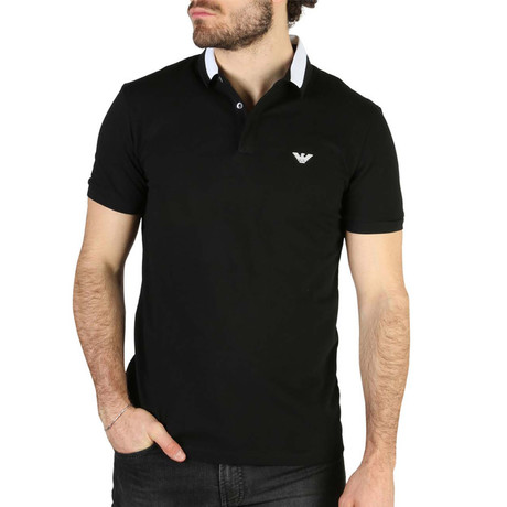 Polo Shirt V3 // Black (S)