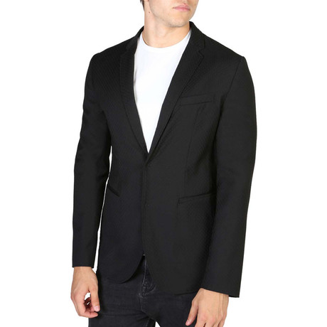 Jackson Formal Jacket // Black (Euro: 44)