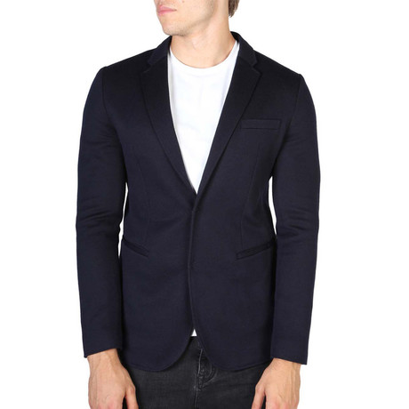 Claude Formal Jacket // Blue (Euro: 44)